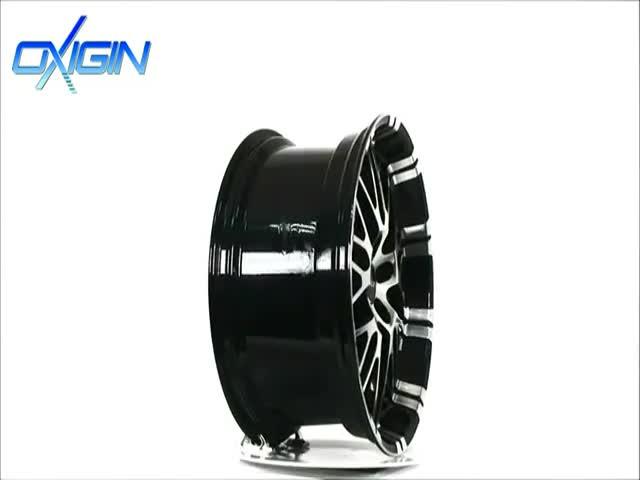 Oxigin 14 - Black Full Polish