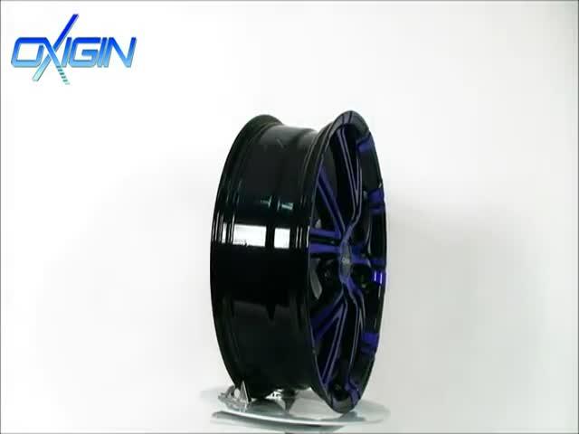 Oxigin 15 Blue Polish