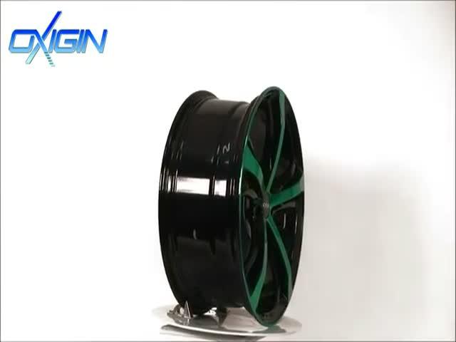 Oxigin 16 Green Polish